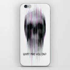 blured iPhone & iPod Skin