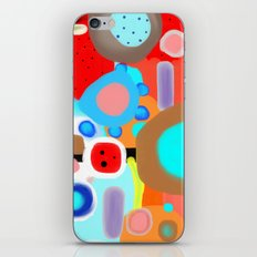 Bailamos iPhone & iPod Skin