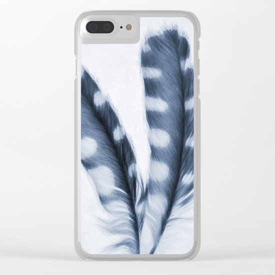 Soft Two Clear iPhone Case
