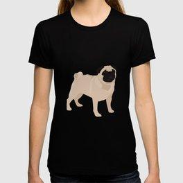 PUG - Grey T-shirt