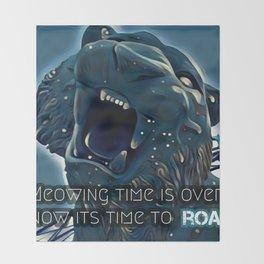 Restore the Roar! Throw Blanket