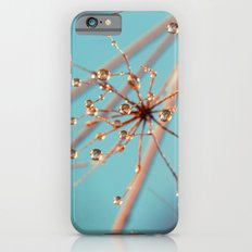 Queen Anne's Lace in Blue iPhone 6s Slim Case