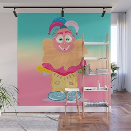 Lolo /Character & Art Toy design for fun Wall Mural