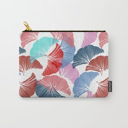 Gingko leaves. Botanical pattern. Carry-All Pouch