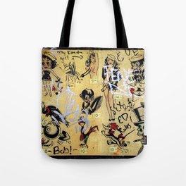 Sex Ed Rules Tote Bag
