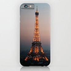 Paris Soft Sunset iPhone 6s Slim Case