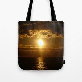 Chocolate Skies Tote Bag