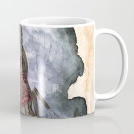 Tyr God of war and justice Coffee Mug