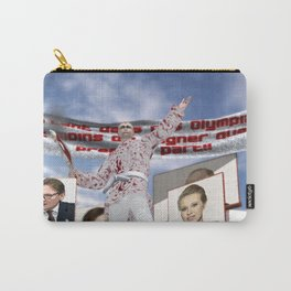 Elections in Russia Carry-All Pouch