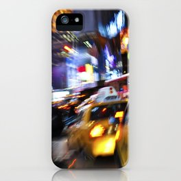 Off Duty iPhone Case