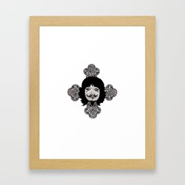 TM Framed Art Print