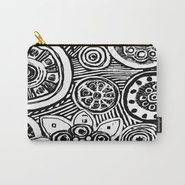 STEP INTO MY GARDEN Carry-All Pouch