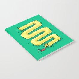 Infinite Wiener Dog Notebook
