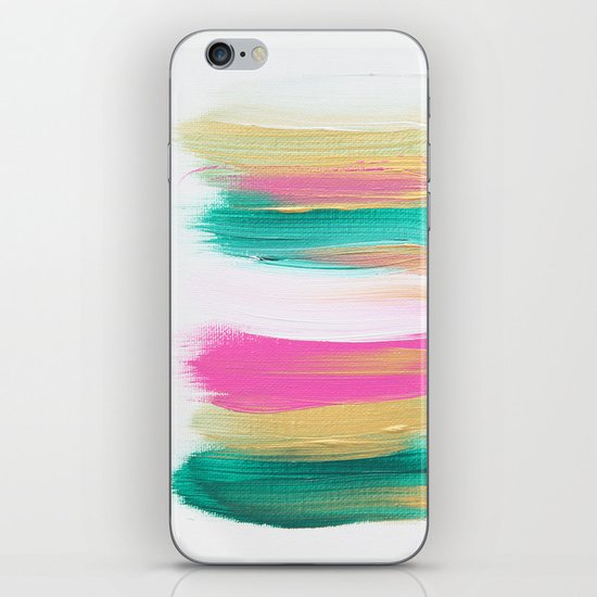 Colors 223 iPhone & iPod Skin