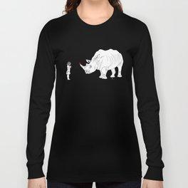 Danger Kids: Imaginary Friend Long Sleeve T-shirt