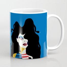 M is for MEDUSA Coffee Mug