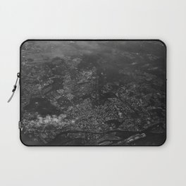 over structured world Laptop Sleeve
