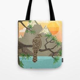 Lost Lake Tote Bag