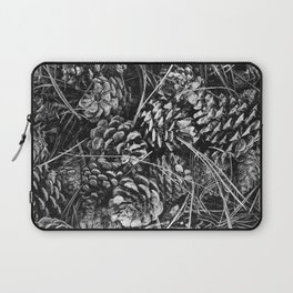 Pine Cone Pileup Laptop Sleeve