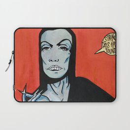 Vampira Laptop Sleeve