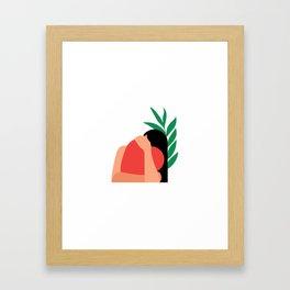 Lovers 1# Framed Art Print