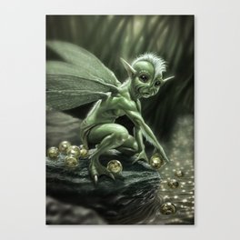 River Fairy Canvas Print
