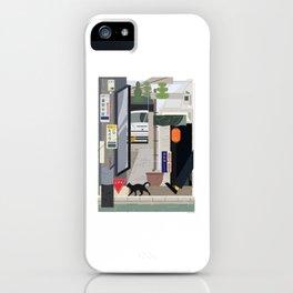 Japan Still Life 001   下北沢 iPhone Case