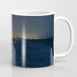 By Night: Surfside Beach (Pt. 1) Coffee Mug