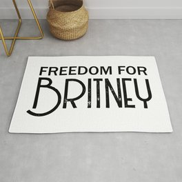 Freedom For Brit Rug