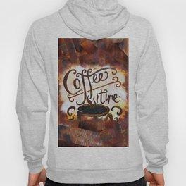 Coffee Time Hoody