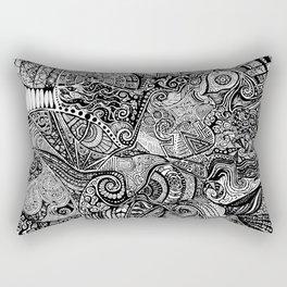 Profiles Rectangular Pillow