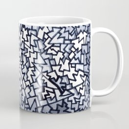 Mosaic White Sox Nonsense Coffee Mug
