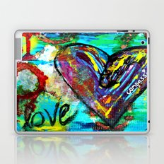 Compassionate Heart Laptop & iPad Skin
