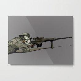 Teufelhund Metal Print