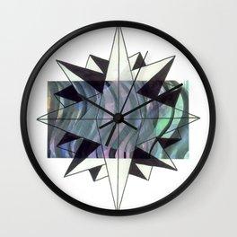C.O.M.P.A.S.S. No. 3 Wall Clock