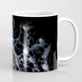 Metallic Rainbow Bubble Patterned Jellyfish Coffee Mug