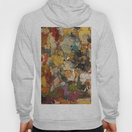 Dariusz Stolarzyn a Little Bit of Everything Oil Painting Hoody