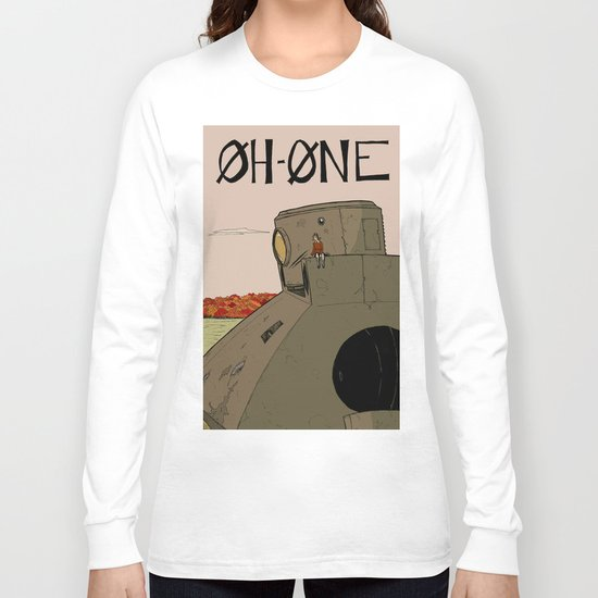 OhOne COLOR Long Sleeve T-shirt