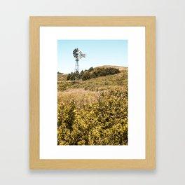 A Sense Of Calm Framed Art Print