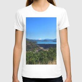 Shasta Lake View T-shirt