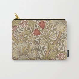 William Morris Golden Lily John Henry Dearle Carry-All Pouch