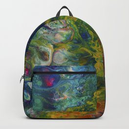 Mermaid and Sea Dog Backpack