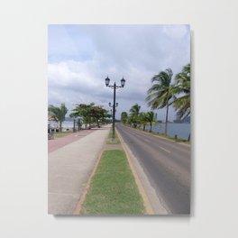 Amador Causeway Metal Print