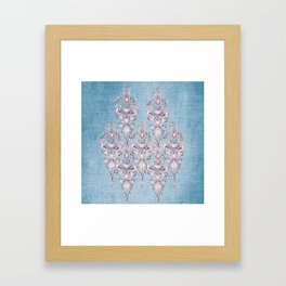 persian 001 Framed Art Print