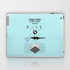 Food chain Laptop & iPad Skin