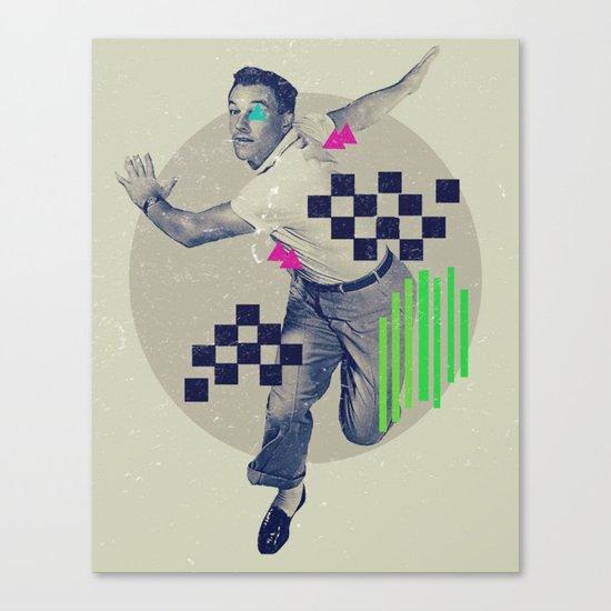 LXVI Canvas Print