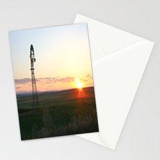 Montana Sunset Stationery Cards