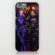 Mass Effect - Team of Awesomness iPhone 6s Slim Case