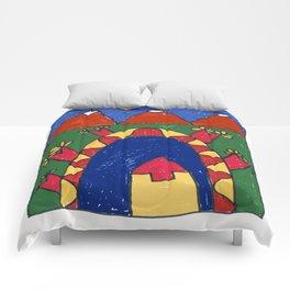 Under the Volcano Comforters