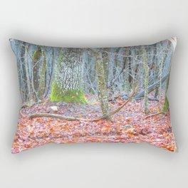 Fairy Wood Rectangular Pillow